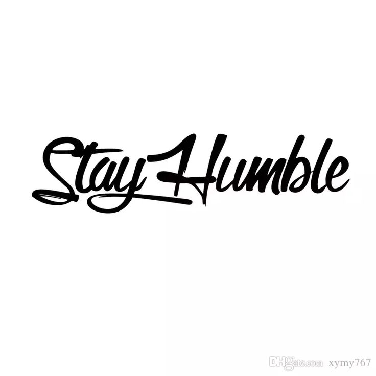 New product for stay humble sticker racing jdm funny car styling drift car wrx window vinyl decal accessories decorate