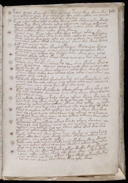 The Voynich Manuscript: The Book Nobody Can Read