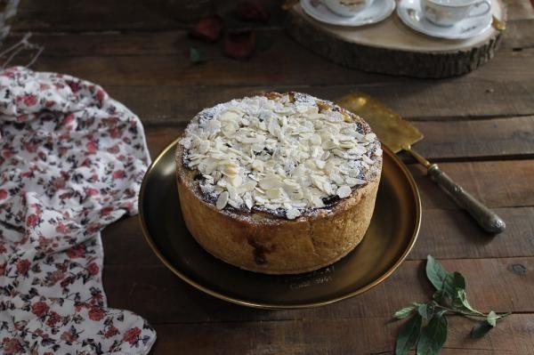 Receta de Tarta de manzana y sidra - ¡Típica asturiana! #RecetasGratis #RecetasdeCocina #RecetasFáciles #Postres #PostresFáciles #Desserts #PostresCaseros #Tartas
