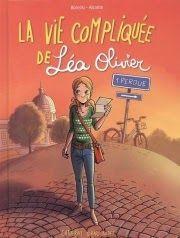 Livresquement boulimique: La vie compliquée de Léa Olivier en bande dessinée...