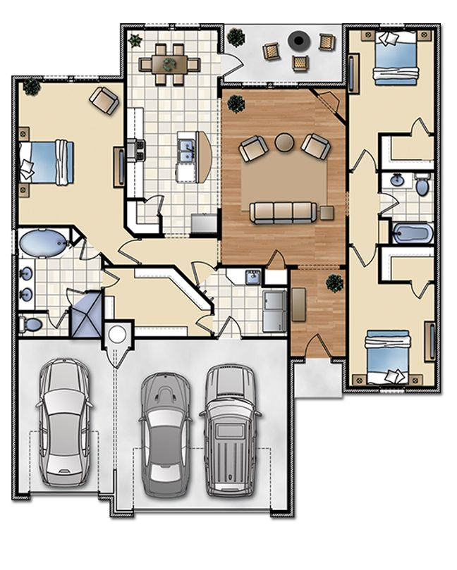 3695 best house plans, houses images on pinterest