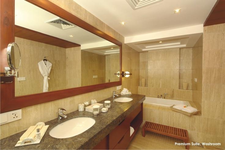 Premium Suite Washroom