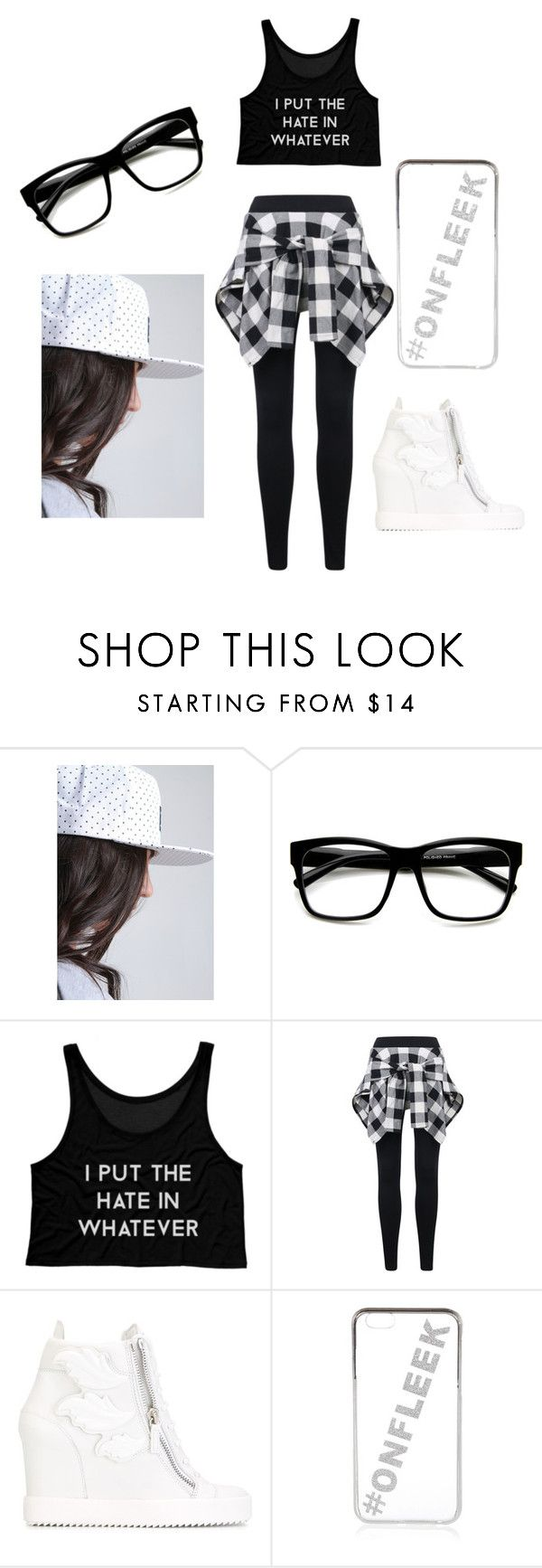 """Dope Swag"" by cupcake-geek on Polyvore featuring Retrò, Giuseppe Zanotti and River Island"