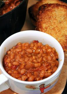 Jo and Sue: Baked Beans