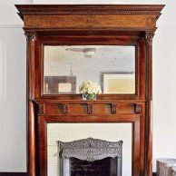 More Ways to Use Crown: On a Mantel
