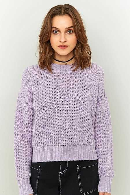 Urban Outfitters Pastel Fisherman Jumper