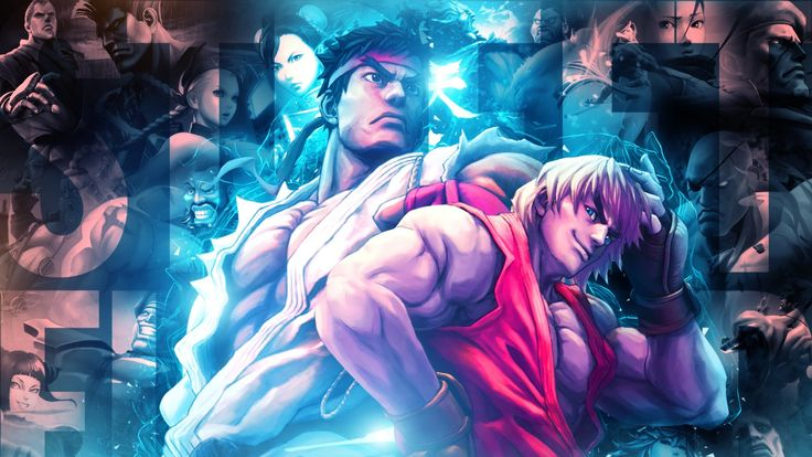 Download Wallpaper 3840x2160 Street fighter x tekken, Ryu ...