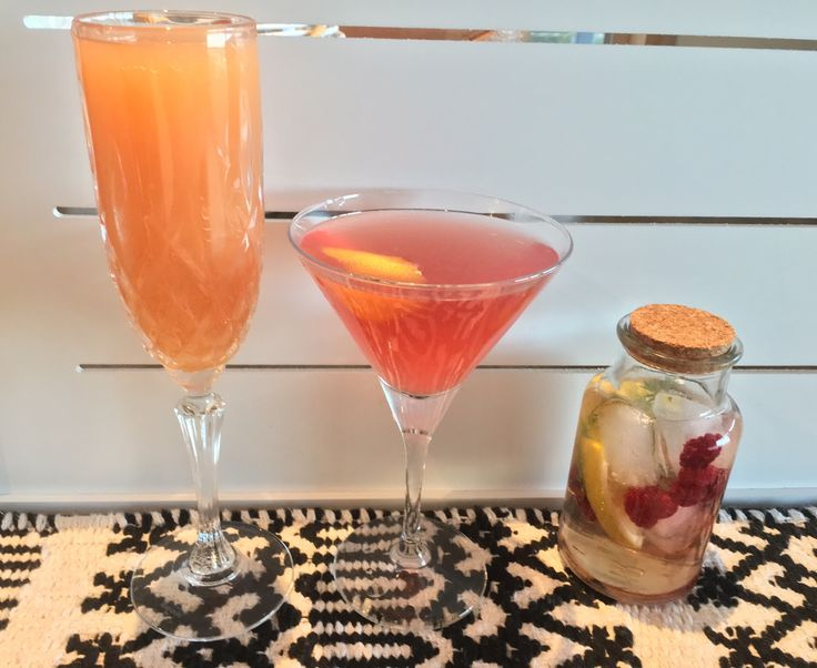 The Events Blogger: Cocktail Recipes - Jars & Jugs
