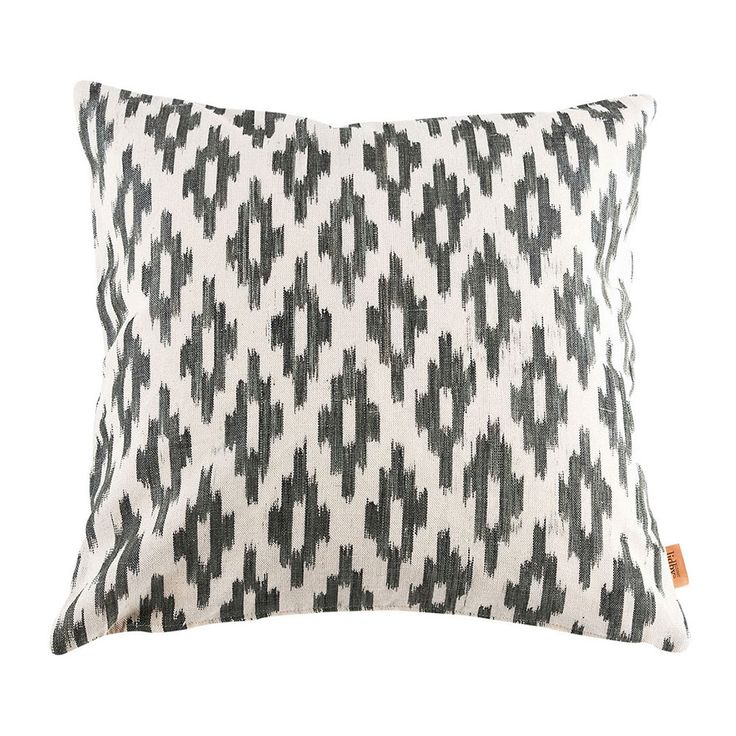 Rombito+Cushion+Cover,+Grey,+Lidby+Living