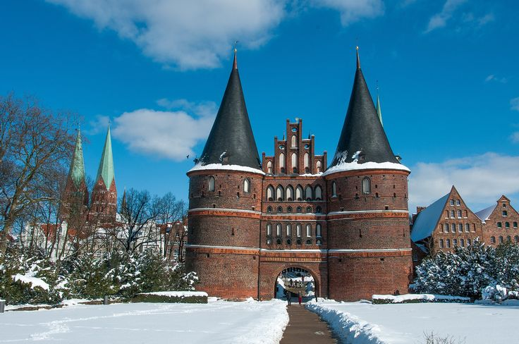 UNESCO World Heritage Site #206: Hanseatic City of Lübeck, Germany