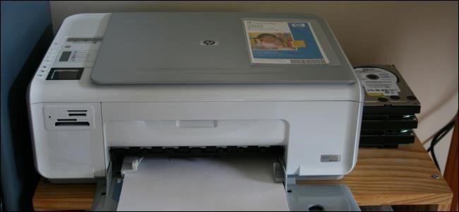 How to Share Printers Between Windows, Mac, and Linux PCs on a Network - Windows, Mac, and Linux can all get along together, sharing files with each other on a network. They can also share printers, allowing you to use a single wired printer for all the computers on your home network. | HTG