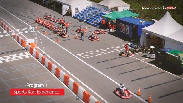 지난 5월 14일 쌍용자동차 고객들과 함께 코란도 C의 강력한 퍼포먼스를 인제 스피디움 서킷에서 경험 했습니다!  이번 KORANDO C MINI DRIVING SCHOOL 에서는 Kart Driving, Slalom, Circuit 프로그램을 체험 했는데요, 참가자 여러분 모두 열정적으로 참여해 주셔서 너무 즐거운 시간이 었답니다.  역동적이고 박진감 넘치는 드라이빙, 출발부터 경쾌한 파워 드라이빙을 선보인 KORANDO C MINI DRIVING SCHOOL 현장을 영상을 통해 확인하세요!