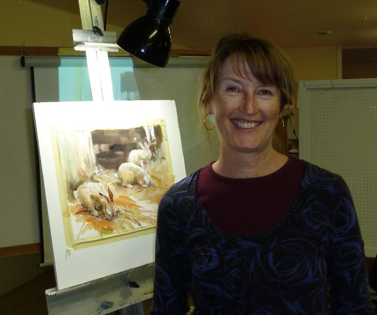 Mary Whyte: Master Watercolor Artist
