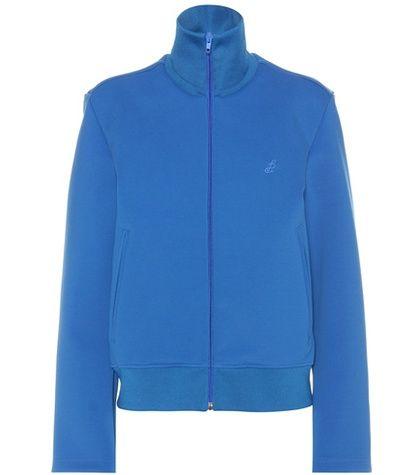 ¡Cómpralo ya!. Bomber jacket. Blue bomber jacket by Balenciaga , chaquetabomber, bómber, bombers, bomberjacke, chamarrabomber, vestebomber, giubbottobombber, bomber. Chaqueta bomber  de mujer color azul marino de BALENCIAGA.