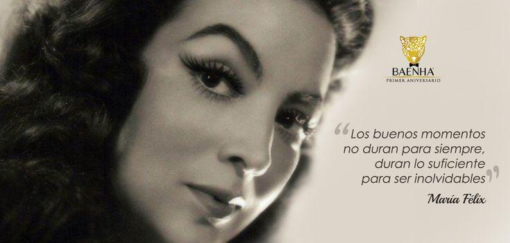 #María Félix #aniversario #100años #cita