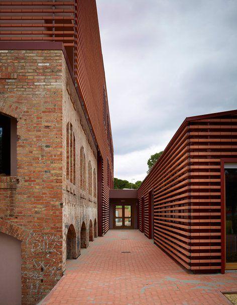 Recupero della exFornace di Riccione, Riccione, 2014 - Pietro Carlo Pellegrini Architetto