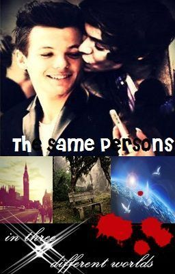 """Read """"☾ The Same Persons In Three Different Worlds- Larry Stylinson ☽ [Brevemente] - ☾ Chapter 1 ☽"""" #fanfiction #romance"""