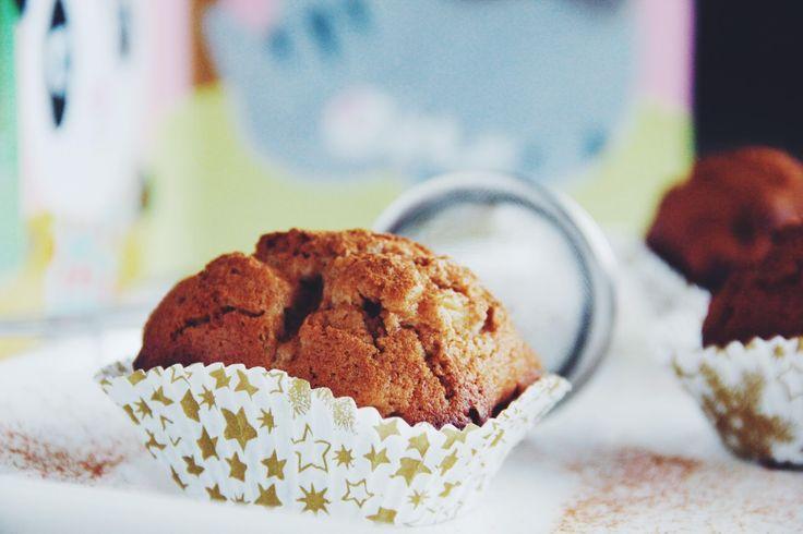 Para bebés: Muffins de maçã com especiarias   SAPO Lifestyle