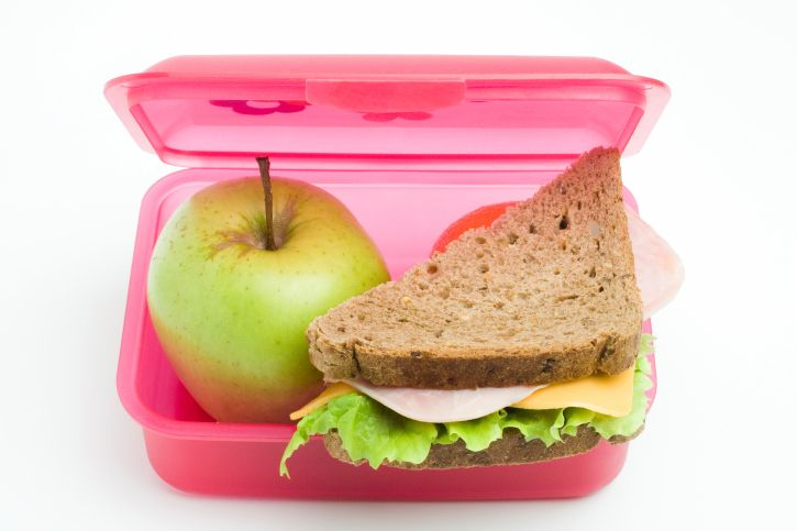 Thinking Outside the Lunchbox: School lunch ideas for your child