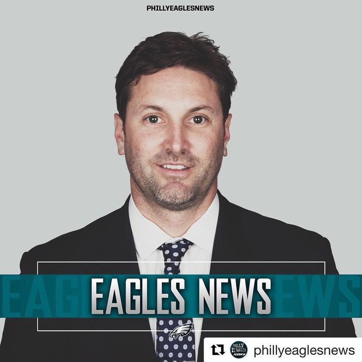 #Repost @phillyeaglesnews with @get_repost  BREAKING: Eagles are promoting wide receivers coach Mike Groh to offensive coordinator after interviewing him and RB coach Duce Staley yesterday.  #EaglesNation #Eagles #Philly #Philadelphia #PhiladelphiaEagles #FlyEaglesFly #BirdGang #EaglesFootball Created by: @phillyeaglesterritory