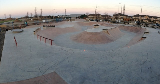 Norton Skatepark | Burlington, ON