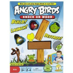 Angry Birds Boardgame.