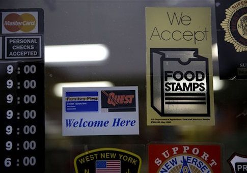 Over 45 MILLION Americans On Food Stamps For 55TH STRAIGHT MONTH - Progressives Today