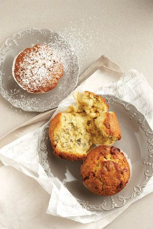 Wortel-en-pekan-neut-muffins | SARIE | Carrot and pecan nut muffin