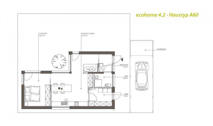 78 best ideen zu singlehaus auf pinterest wohnhaus. Black Bedroom Furniture Sets. Home Design Ideas