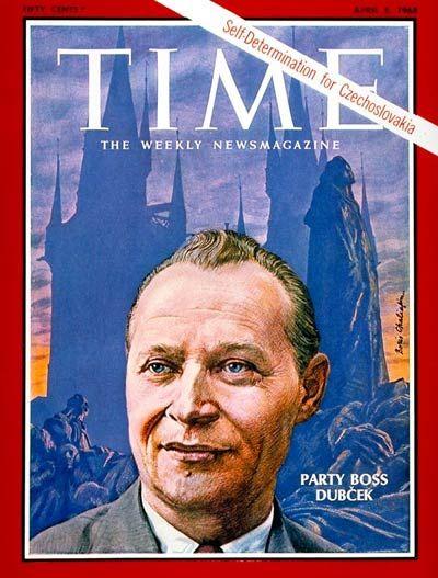 April 5, 1968: Alexander Dubcek