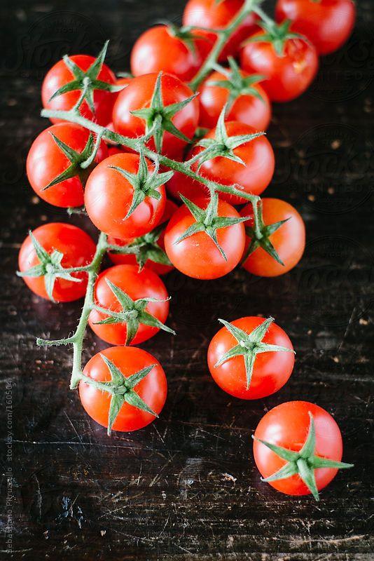 Tomatoes by Sebastiano Pitruzzello   Stocksy United