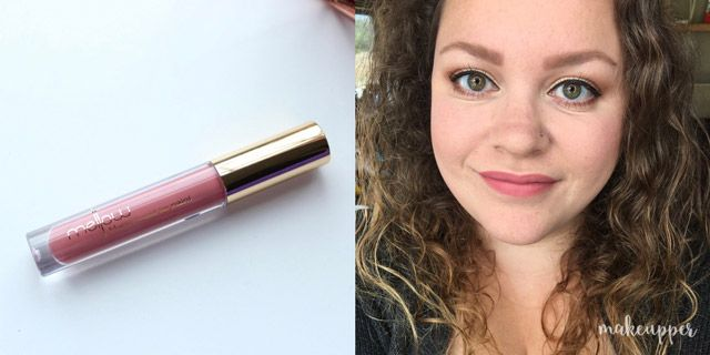 Mellow Cosmetics is a 100% vegan, cruelty free and paraben free makeup brand from New Zealand. They make a range of gorgeous products, one of which is the Mellow Matte Liquid Lip Paints. Milan is a gorgeous rose shade that is seriously flattering on!