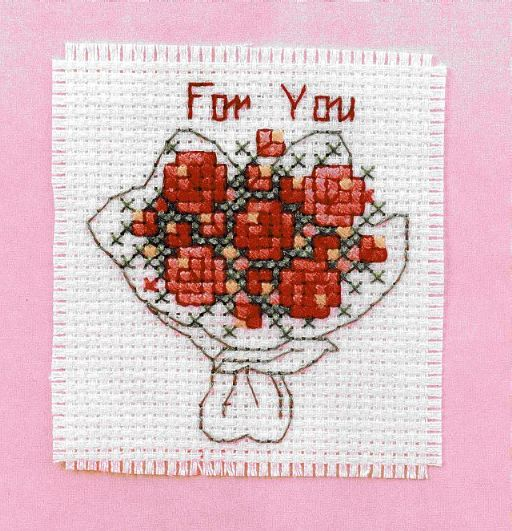 Mother's day Cross stitch