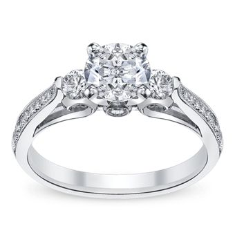 Warren James Engagement And Wedding Rings