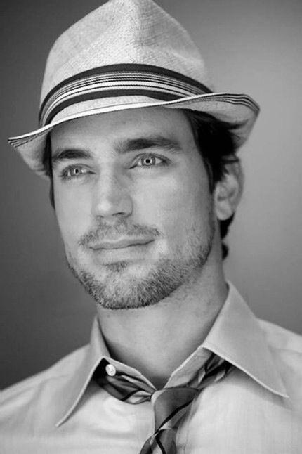 Matt Bomer......he is MY christian grey.......