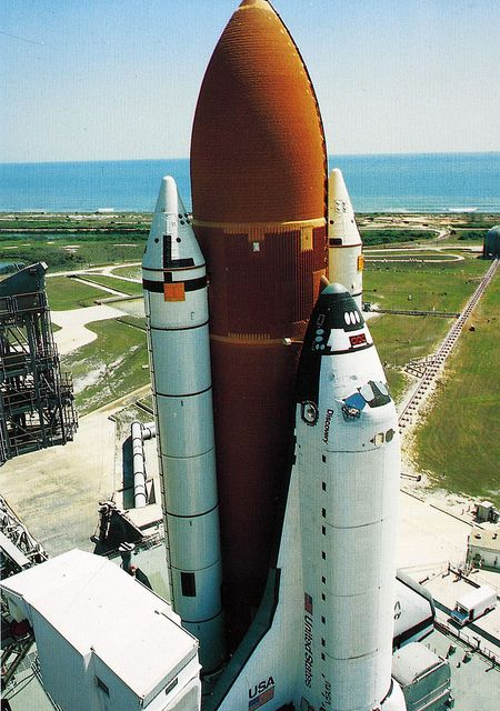 space shuttle discovery 1984 - photo #12