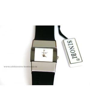 Luxusní hodinky Sinobi-černé
