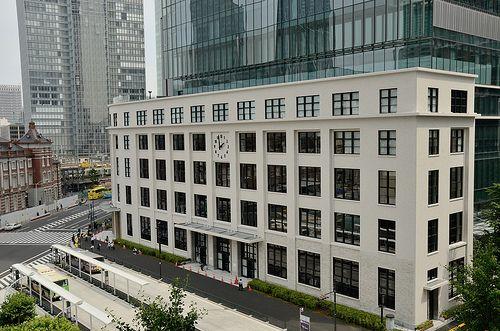 旧東京中央郵便局 吉田鉄郎