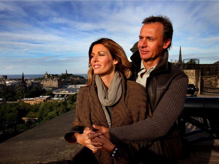 5. Ernesto and Kirsty Bertarelli