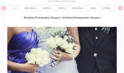 Wedding Photography website | Freelance Wedding Photographer Glasgow  Photography Website design, the site was built and developed by 3M Multimedia Design Services. HLM Imagery Photography based in Glasgow Lanarkshire, approached 3M Multimedia Design Services looking for a Web Design solution for her Wedding photography Package. We created a professional looking Web site Design that has increased her visibility and professional images.   http://hlmimagery.co.uk/wedding/
