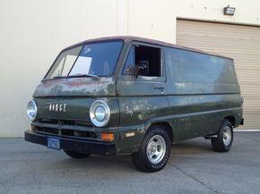 For Sale: 1969 Dodge Van