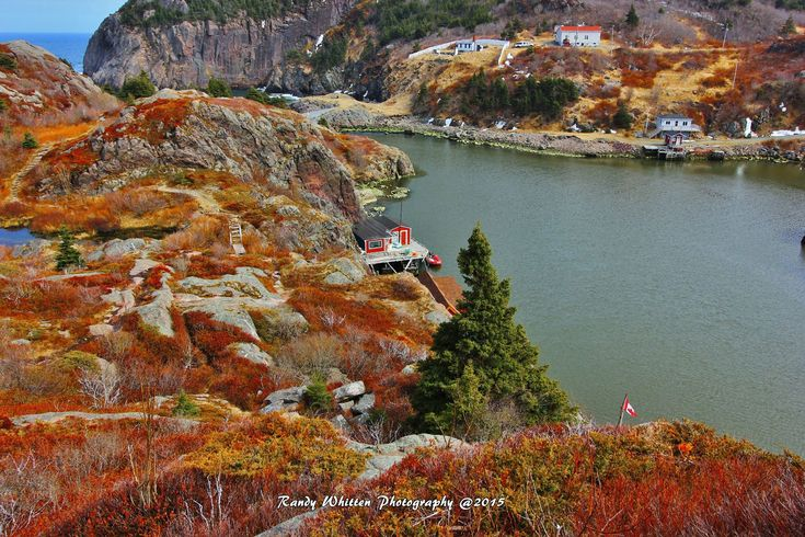 Autumn Colours Quidi Vidi Village  St. John's