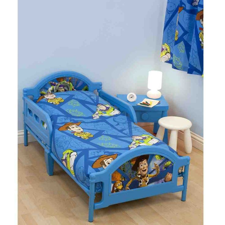 toy story bed set - Toy Story Toddler Sheets