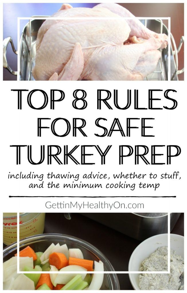 8 Key Rules Of Thanksgiving Turkey Safety In 2020 Thanksgiving Turkey Herb Roasted Turkey Thanksgiving Recipes