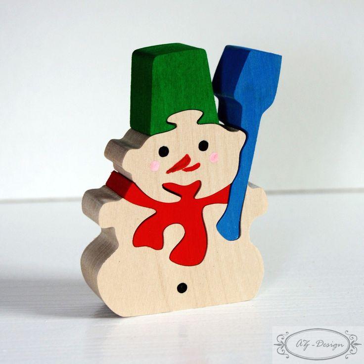 tete bois puzzle objet bois chantourner chasse du jouet en bois 3