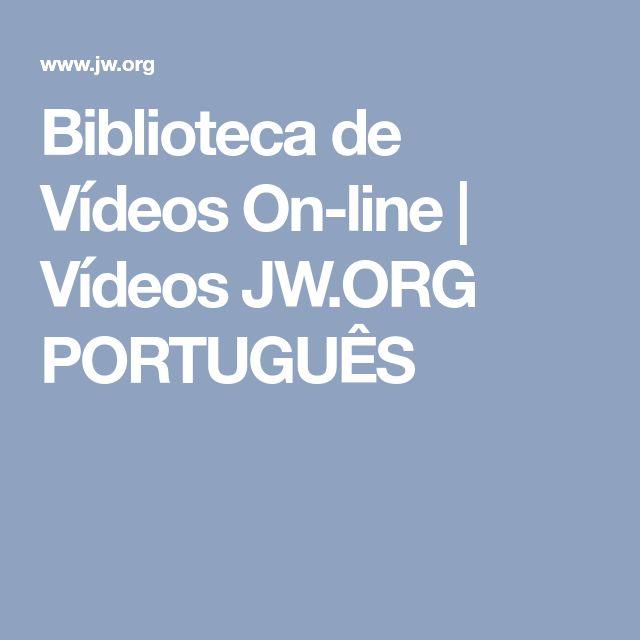 Biblioteca de Vídeos On-line   Vídeos JW.ORG PORTUGUÊS