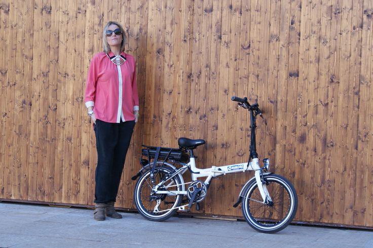 @Chimobi Ukoha e-movement Folder, #bicicletaurbana #biciplegable