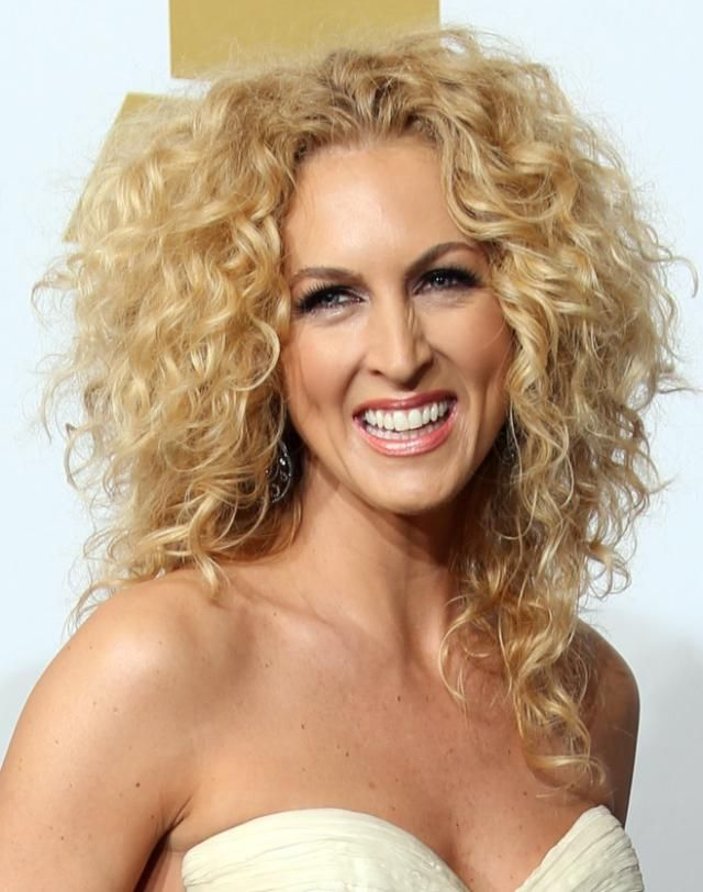 Hairstyles For Naturally Wavy Hair : The 94 best images about curly hair styles on pinterest