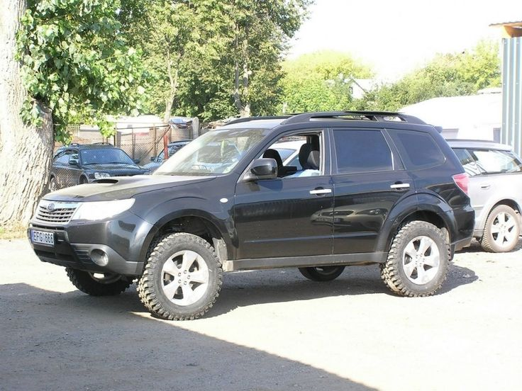 2010 Subaru Forester Tires