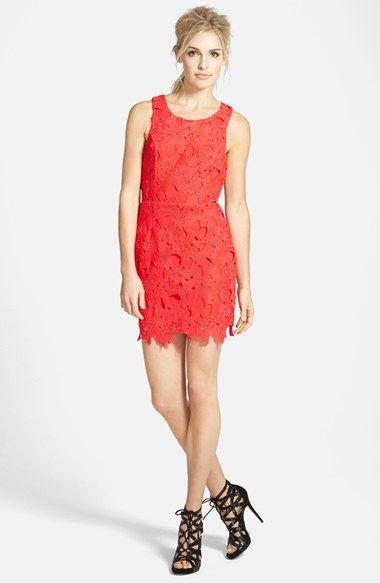 Free shipping and returns on ASTR Textured Floral Body-Con Dress at Nordstrom.com. Finely textured blooms offer touchable dimension to this clean body-con dress styled with an eye-catching hem.